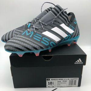 Adidas Nemeziz soccer cleats size 10.5